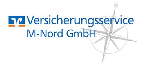 Logo: Versicherungsservice M-Nord GmbH