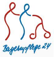 Logo: Bayernpflege24 - Tamara Hochloff & Roland Eichhorn