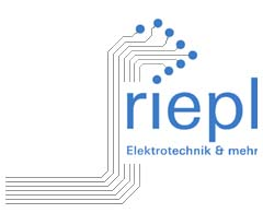 Logo: Riepl Elektrotechnik