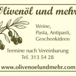 Olivenöl und mehr...