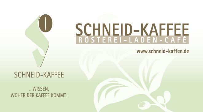 Logo: Kaffeerösterei H. Schneid oHG