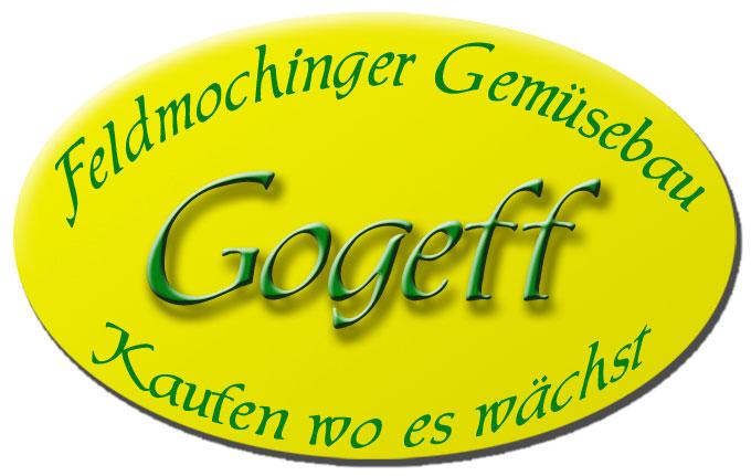Logo: Gärtnerei Gogeff