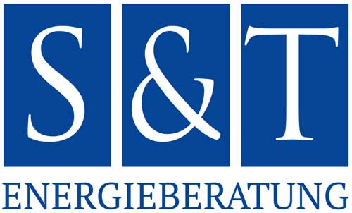 Logo: Ingenieurbüro S & T Energieberatung