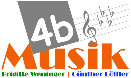 Logo: 4bMusik