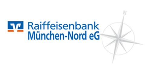Logo: Raiffeisenbank München-Nord eG