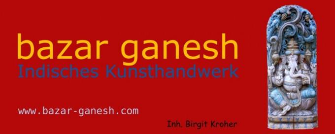 Logo: bazar ganesh - Birgit Kroher
