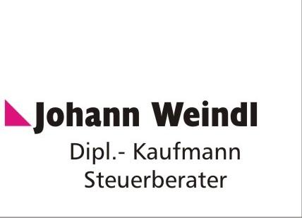 Logo: Dipl.-Kfm. Johann Weindl Steuerberater