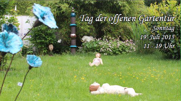Tag der offenen Gartentür in Oberschleissheim