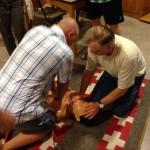 Erste Hilfe Kurs August 2015
