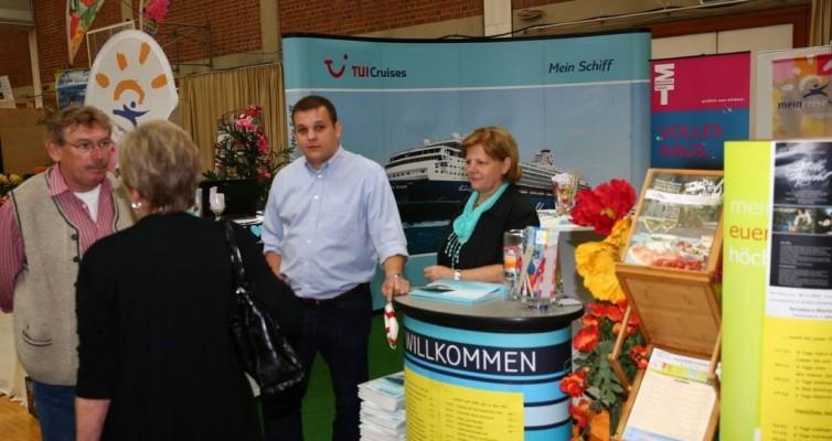 Gewerbeschau 2014 - Reisebüro Hopfensberger