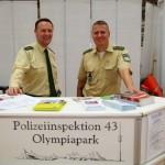 Gewerbeschau 2014 - Polizeiinspektion 43