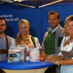 Gewerbeschau 2014 - Raiffeisenbank München-Nord eG