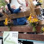 Kutsche der Unternehmer für Feldmoching beim Rosstag