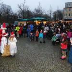 Adventsmarkt 2014 - Weihnachtsmann