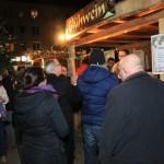 Feldmochinger Adventsmarkt 2015 - Einer von mehreren Glühweinständen