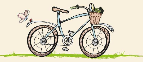 Plakat der Heimatboden München Radltour