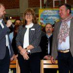 Feldmochinger Gewerbeschau 2017 - Eröffnung mit Münchens 2. Bürgermeister Josef Schmid